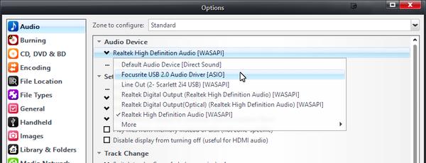 Audio Setup - JRiverWiki